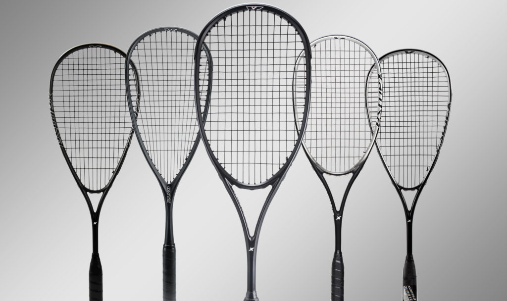 Xamsa Racket Set